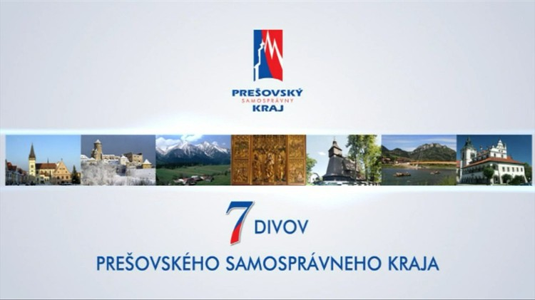 picture - the seven wonders of Prešov region - trailer