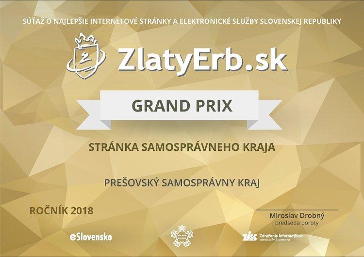 PSK má najlepšiu internetovú stránku - Prešovský samosprávny kraj 6caea5d5cc5