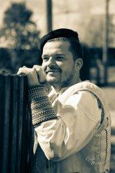 fotografia - Štefan Štec - folklorista