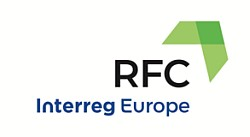 Logo programu Interreg Europe - Europian Union - European Regional Development Fund